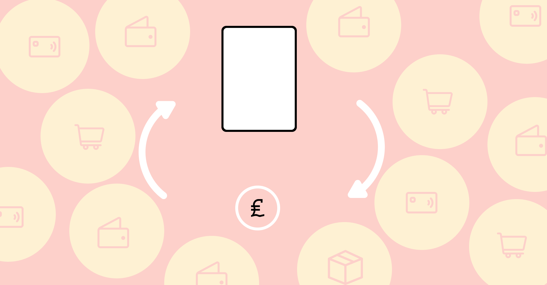 The process of online shopping including browsing, adding to shopping card and payment of cash
